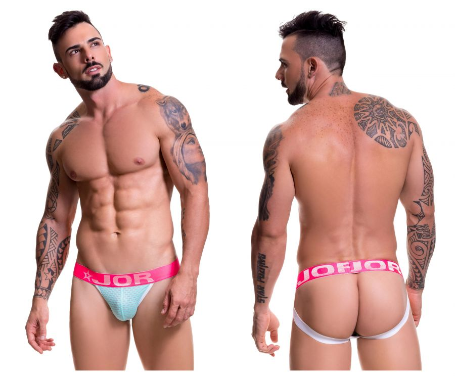 JOR 0463 Glam Jockstrap Color Mint