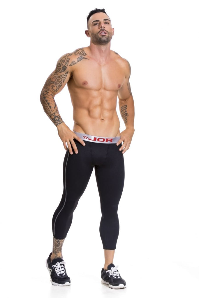 JOR 0516 Active Athletic Pants Color Black