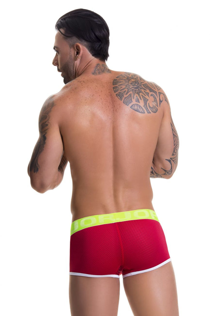 JOR 0529 Electro Boxer Briefs Color Red