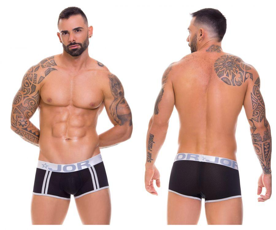 JOR 0529 Electro Boxer Briefs Color Silver