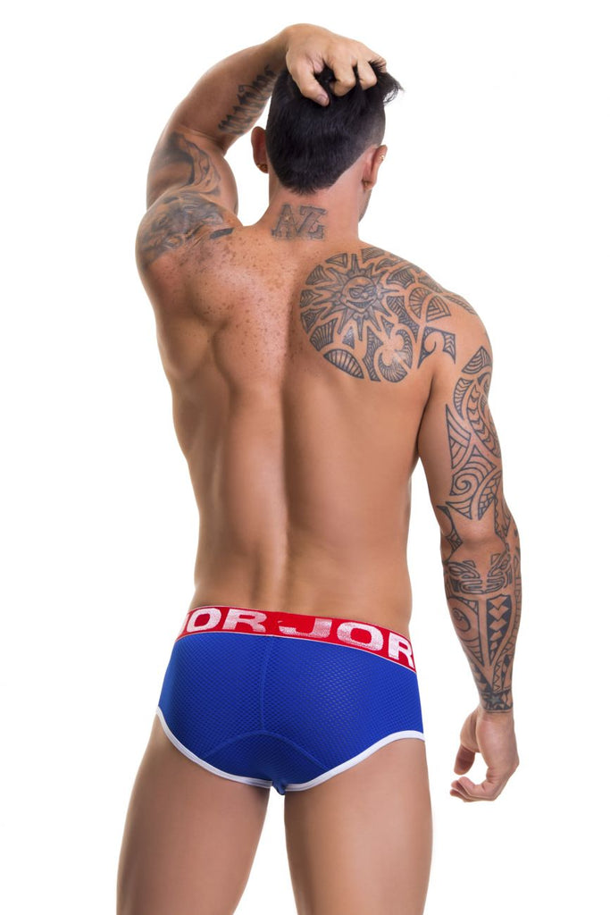 JOR 0531 Electro Briefs Color Royal