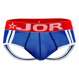 JOR 0532 Electro Jockstrap Color Royal