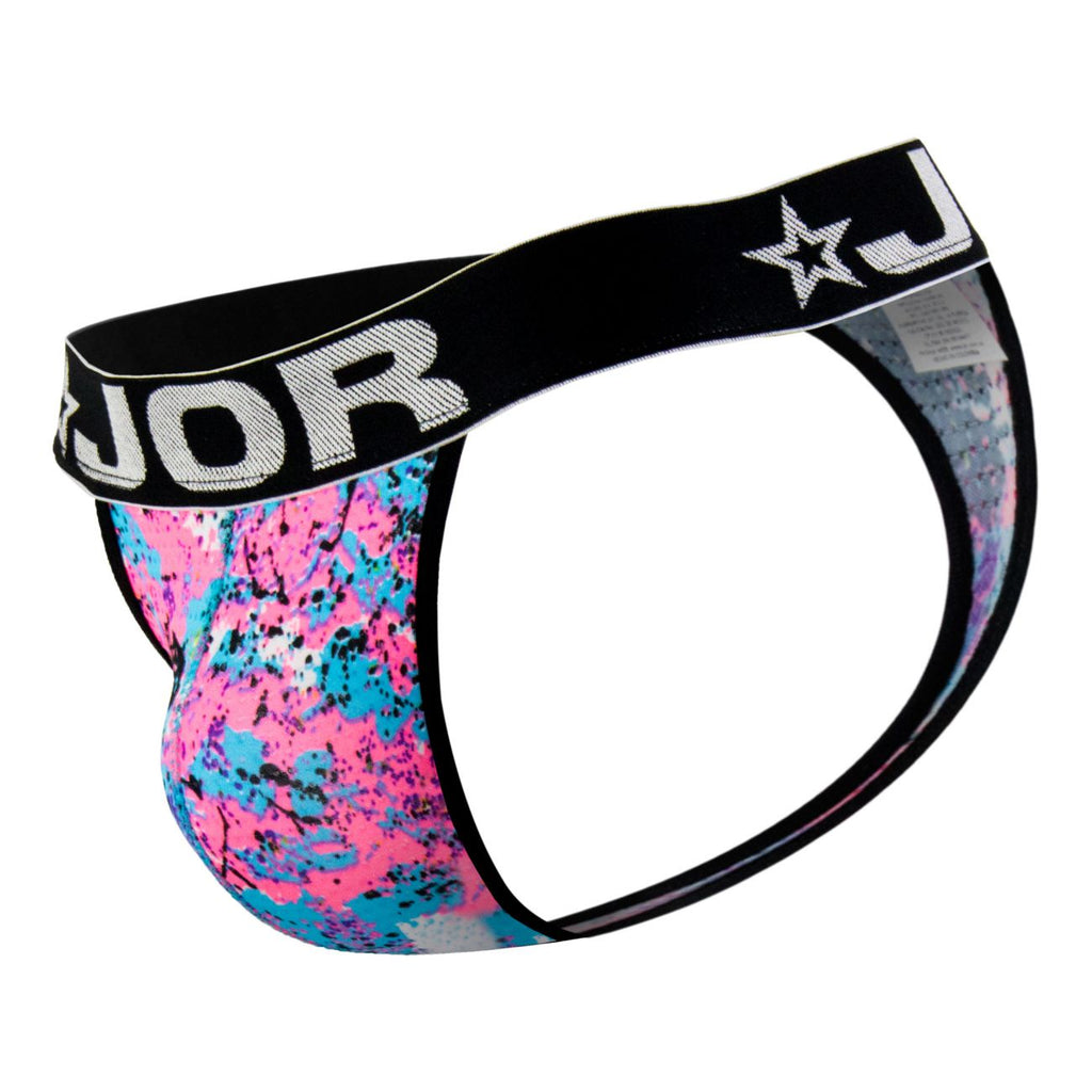 JOR 0535 Explotion Thongs Color Printed