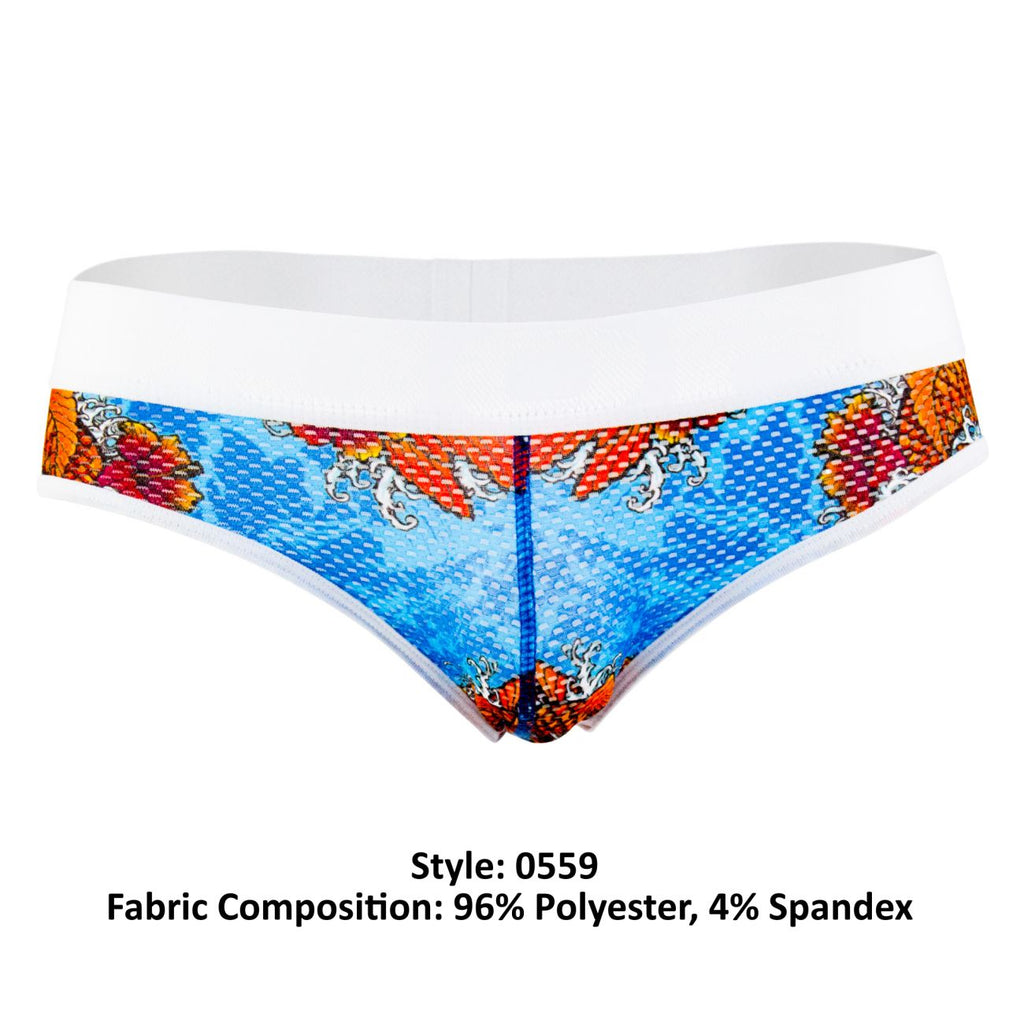 JOR 0559 Koi Thongs Color Printed