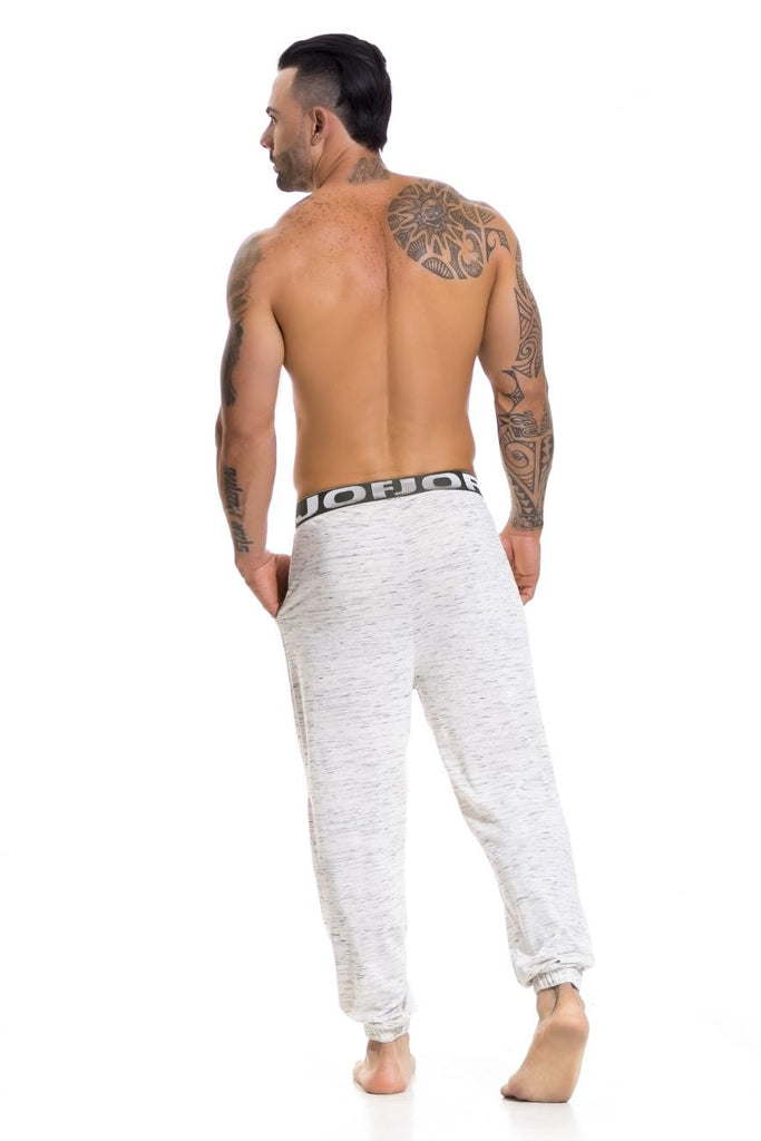 JOR 0606 Joggy Athletic Pants Color Beige
