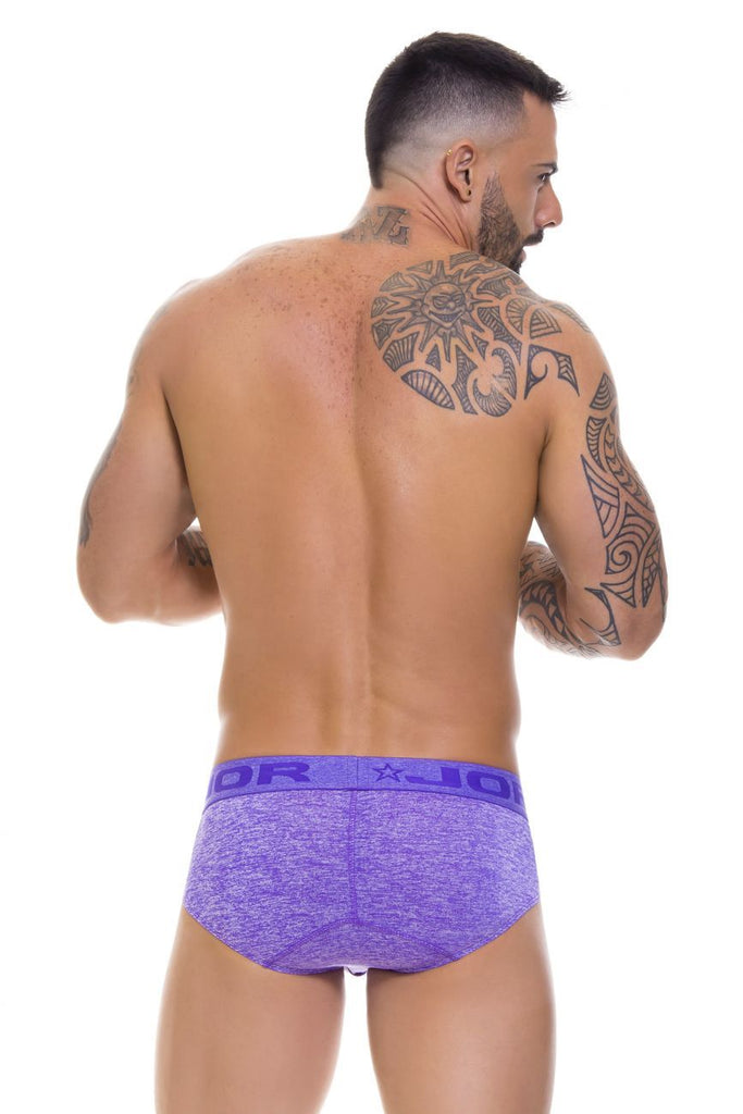 JOR 0621 Pop Briefs Color Purple