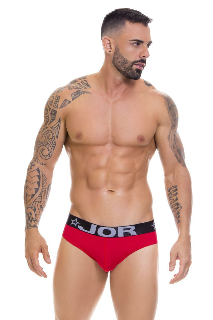JOR 0699 Soft Thongs Color Red