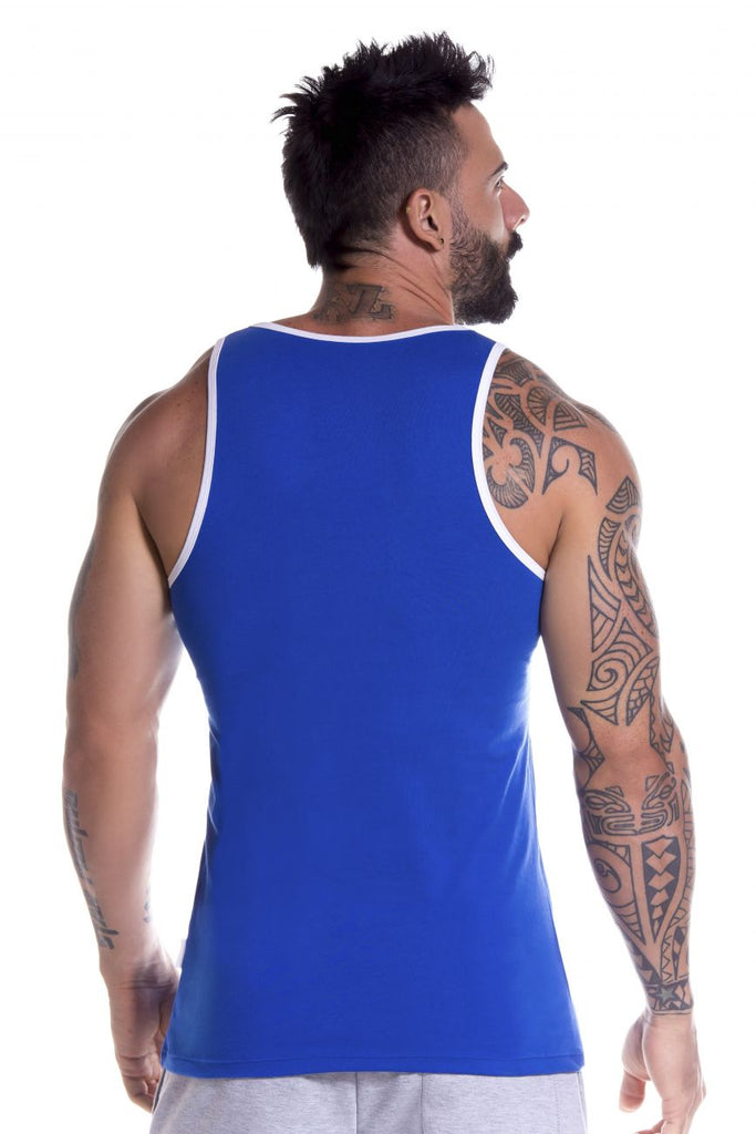 JOR 0793 Boston Tank Top Color Royal