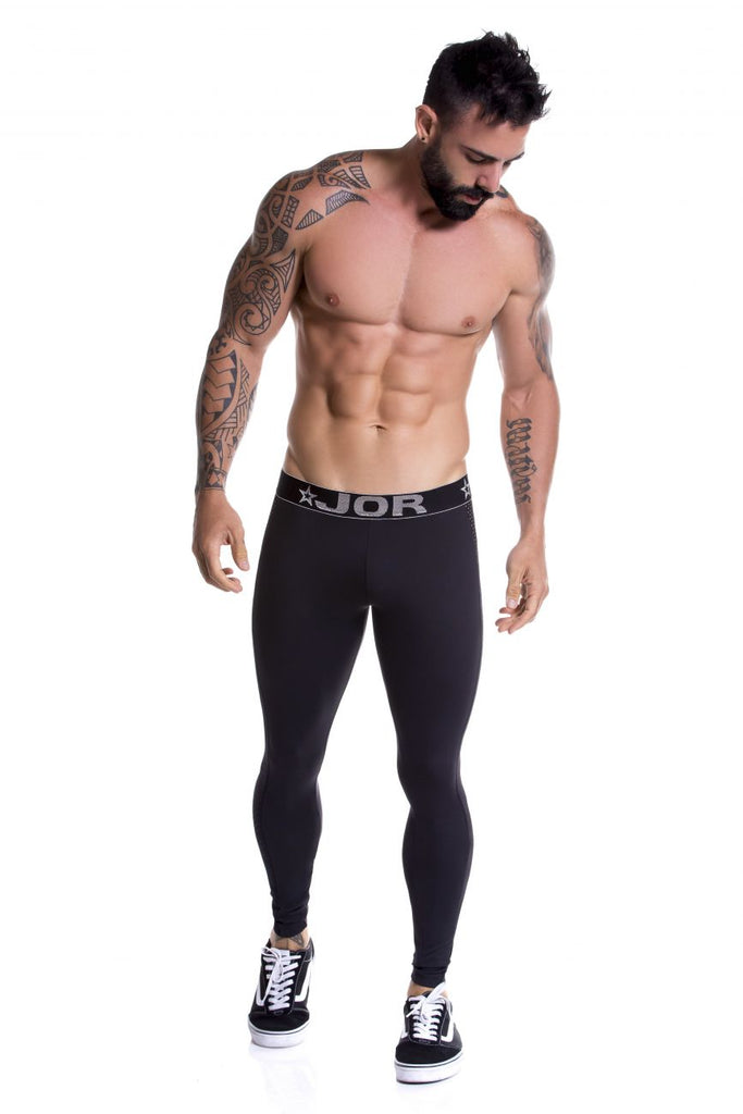 JOR 0797 Prix Athletic Pants Color Black