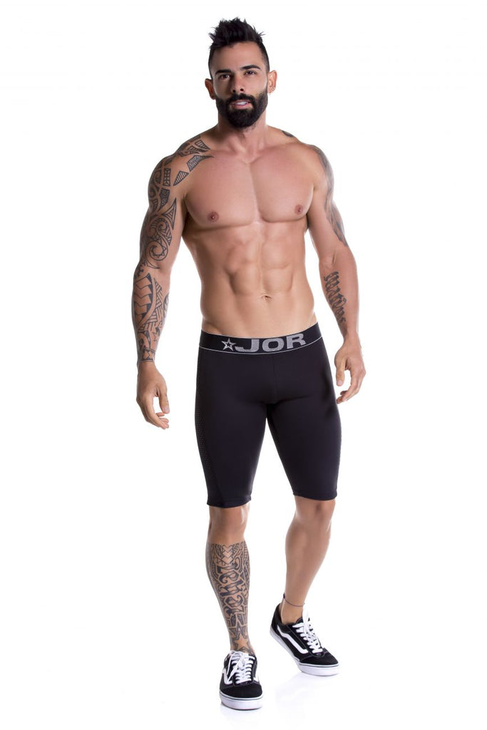 JOR 0798 Prix Athletic Shorts Color Black