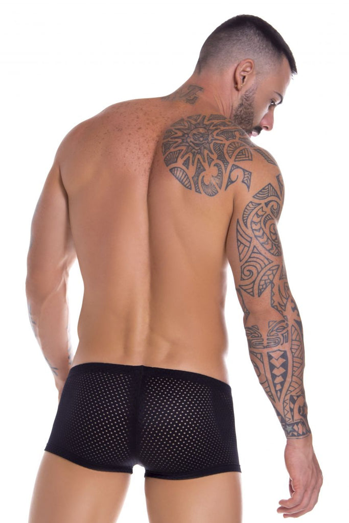 JOR 0832 Gipsy Boxer Briefs Color Black