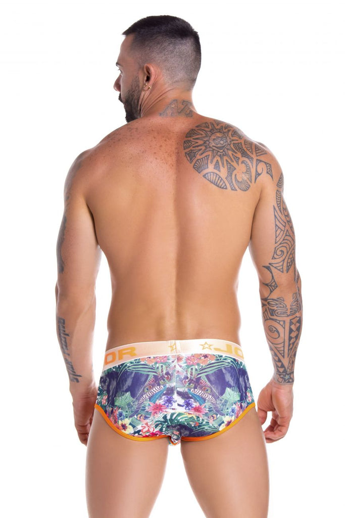 JOR 0866 Panther Briefs Color Printed