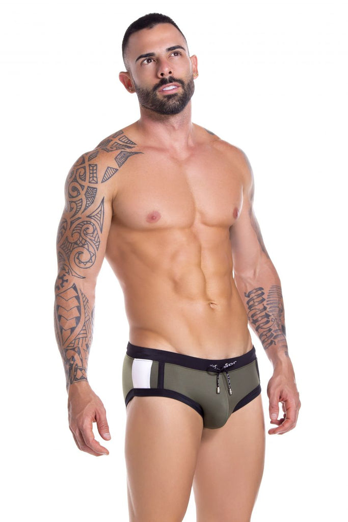 JOR 0891 Tokio Swim Briefs Color Green