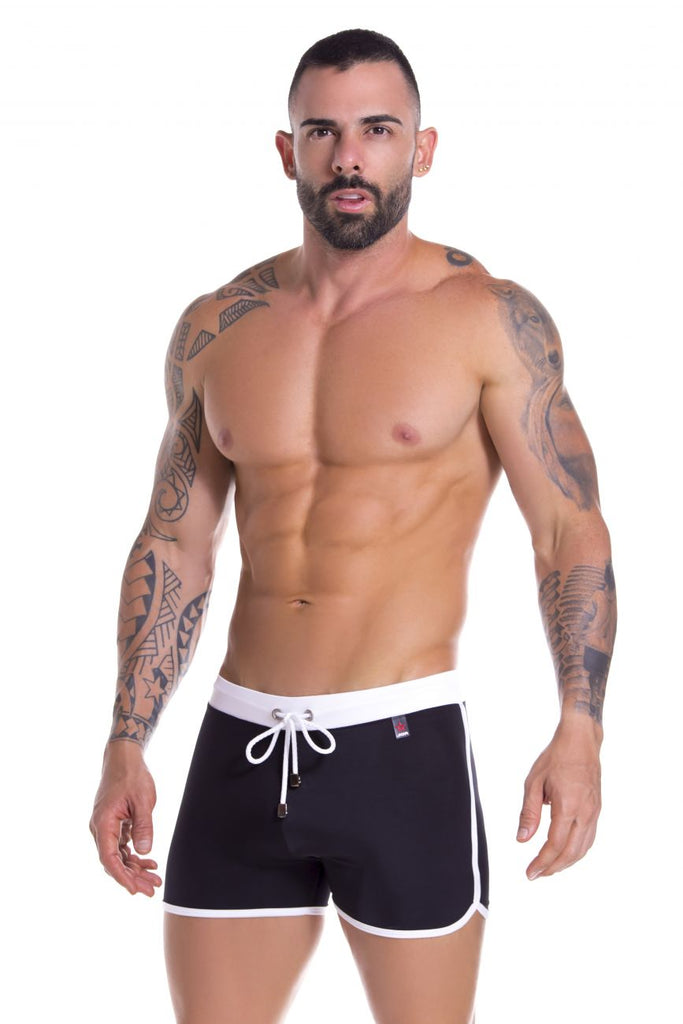 JOR 0892 Toledo Swim Trunks Color Black