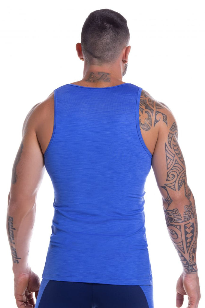 JOR 0927 York Tank Top Color Blue