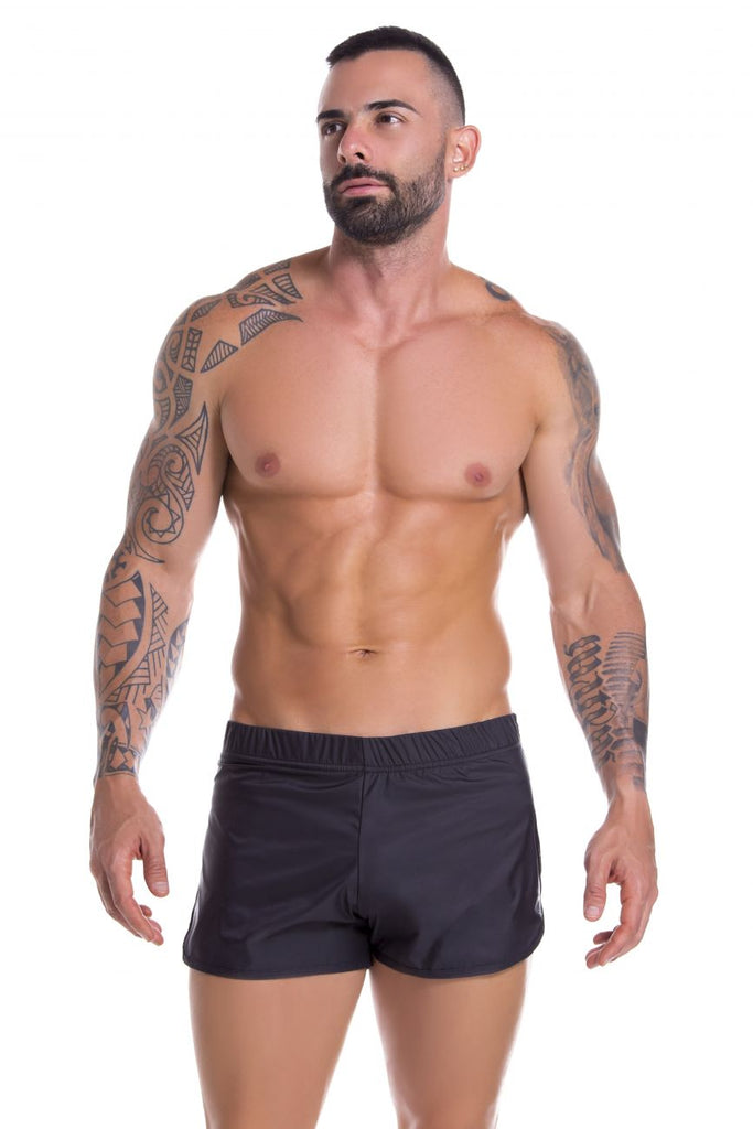 JOR 0929 Polar Athletic Shorts Color Black