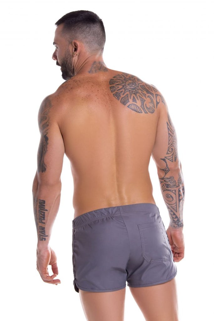 JOR 0929 Polar Athletic Shorts Color Gray