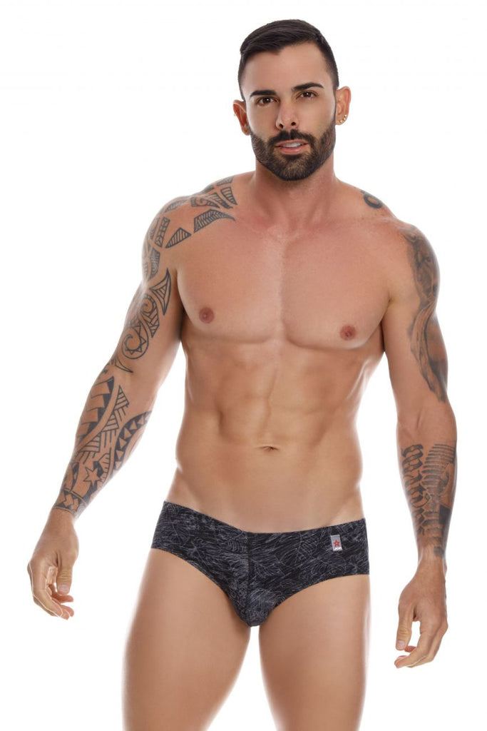 JOR 1008 Birds Briefs Color Black