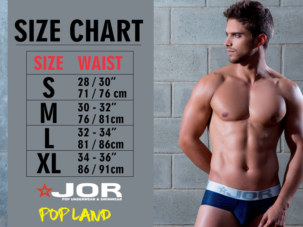 JOR 1120 James Briefs Color Printed