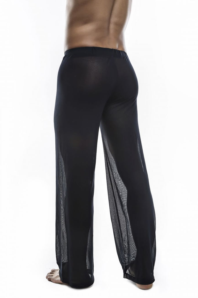 Joe Snyder JS30 Sheer Lounge Pants Color Black Mesh