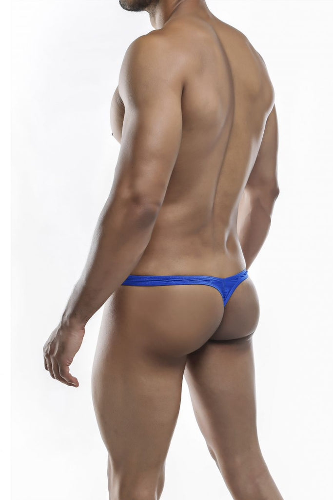 Joe Snyder JSMBUL06 Maxi Bulge Thongs Color Royal