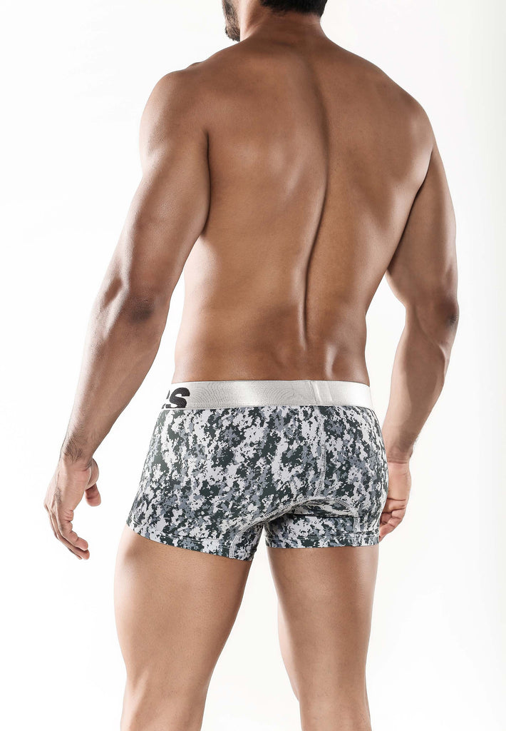 Malebasics Sports Performance Hip Brief MBC03 Camo