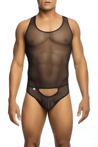 Male Power PAK810 Rip Off Thong Color Black