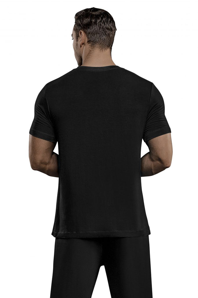 Male Power 102-253 Bamboo T-Shirt Color Black