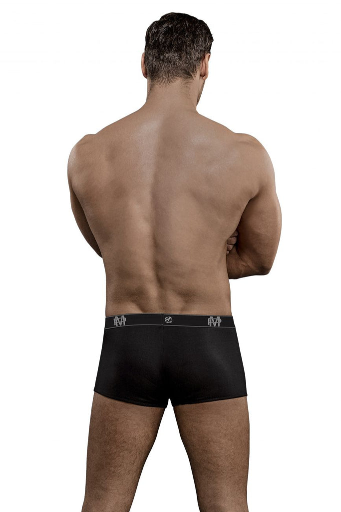 Male Power 150-253 Bamboo Mini Short Color Black