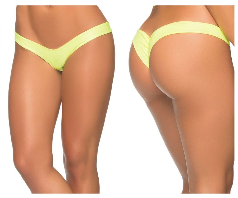 Mapale 3015 Mini Scrunch Panty Color Green