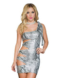 Mapale 4407 Dress Color Silver