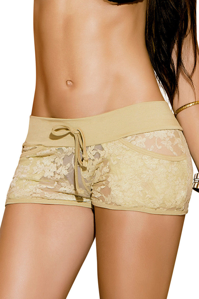 Mapale 7736 Shorts Color Brown