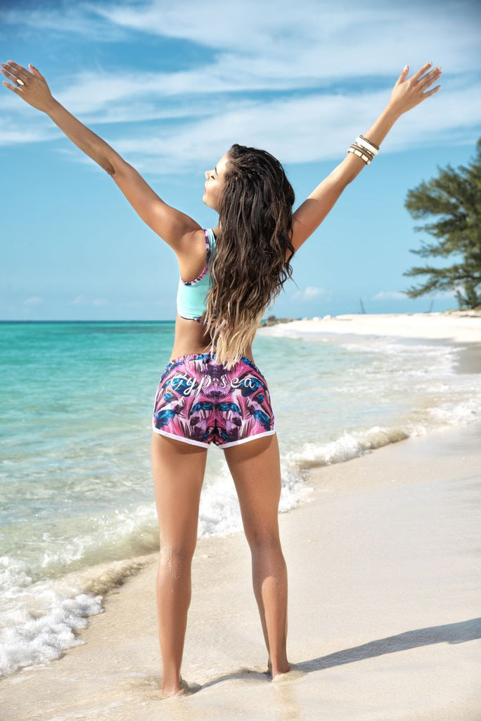 Mapale 7909 Shorts Color Caribbean Nights