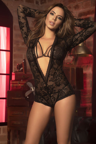 Mapale 8431 Two Piece Set Color Black