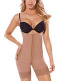Moldeate 1048 Push UP and Tummy control Shapewear Color Brown