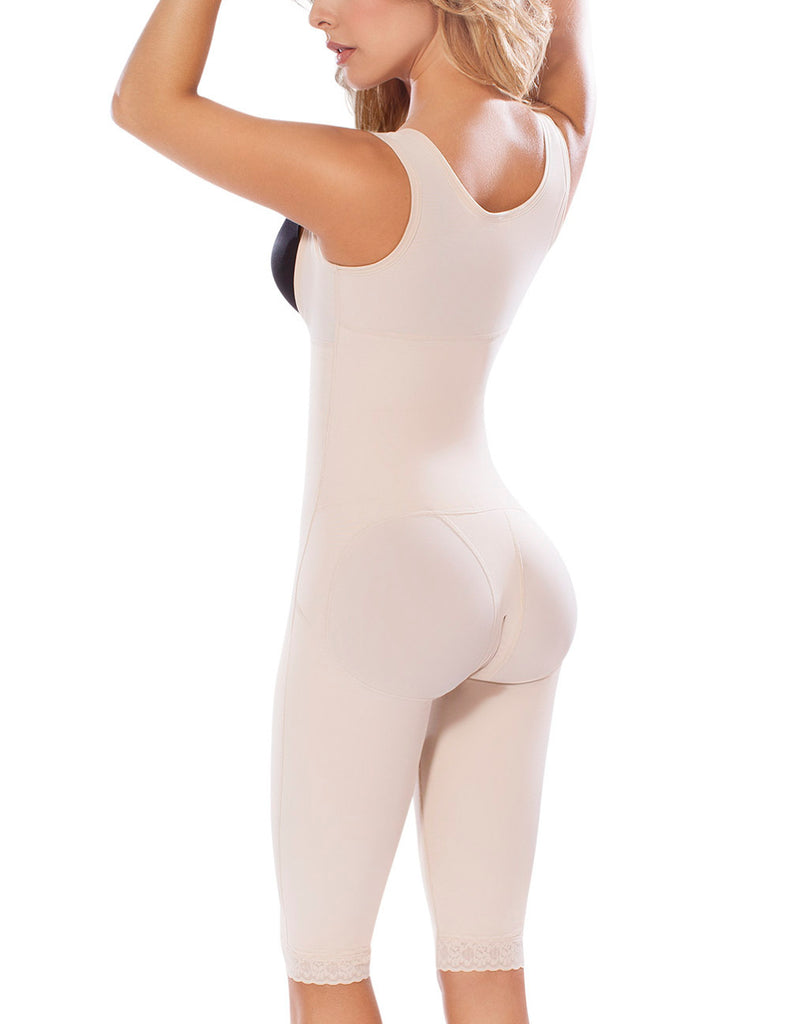 Moldeate 1058 Push UP and Tummy control Shapewear Color Beige