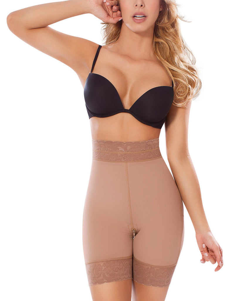 Moldeate 3017 waist-cincher Color Brown