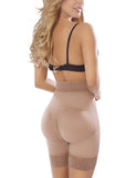 Moldeate MD-3017 Waist Cincher-Brown-XS