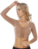 Moldeate MD-4008 Brassiere-Brown- L or XL