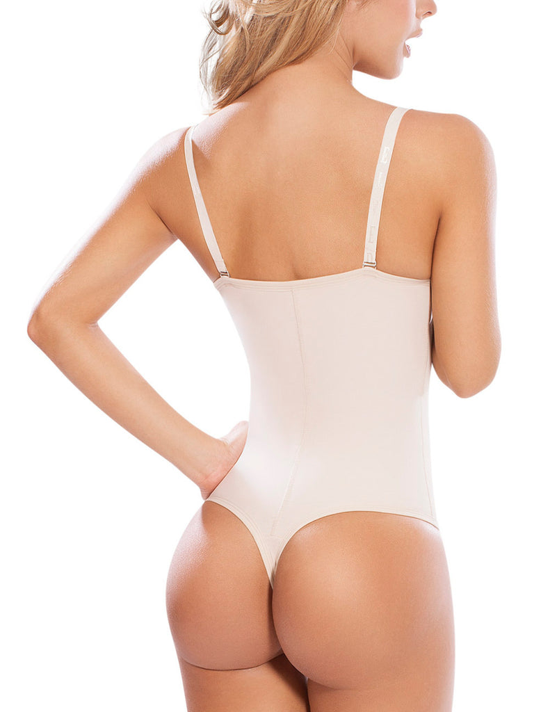 Moldeate 5003 Maximum control Body Shaper Color Nude