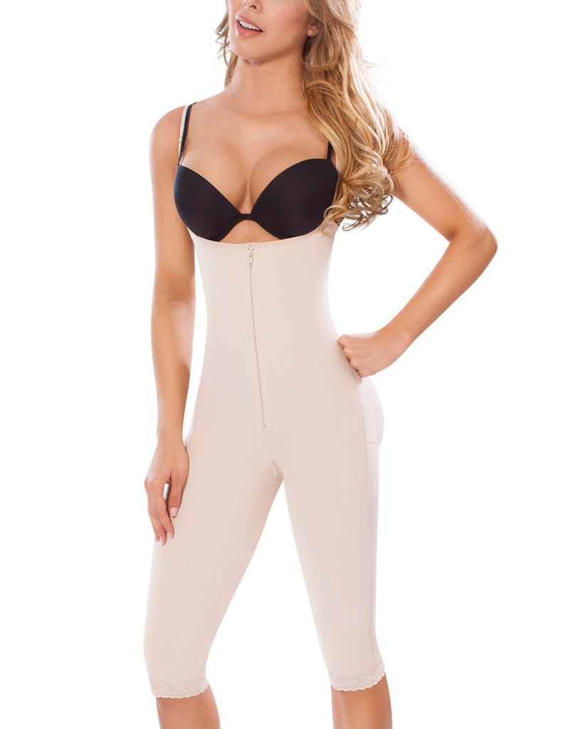 Moldeate 5046 Push UP and Tummy control Shapewear Color Nude