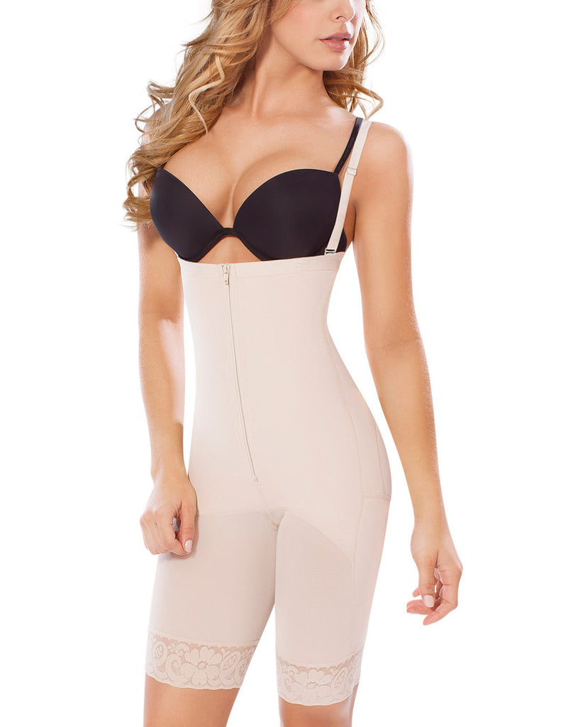 Moldeate 5051 Maximum control Body Shaper Color Nude