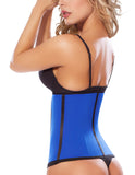 Moldeate 8031 Workout Waist Cincher Color Blue