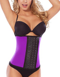 Moldeate 8031 Workout Waist Cincher Color Purple
