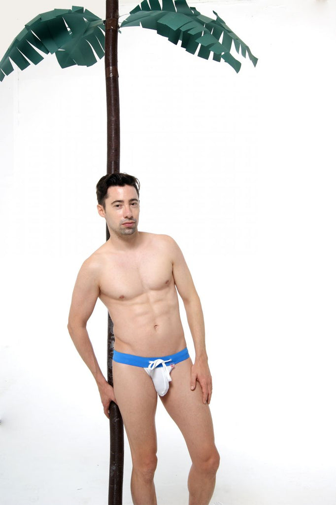 PetitQ PQ180611 Swim Briefs Torreilles Color Blue