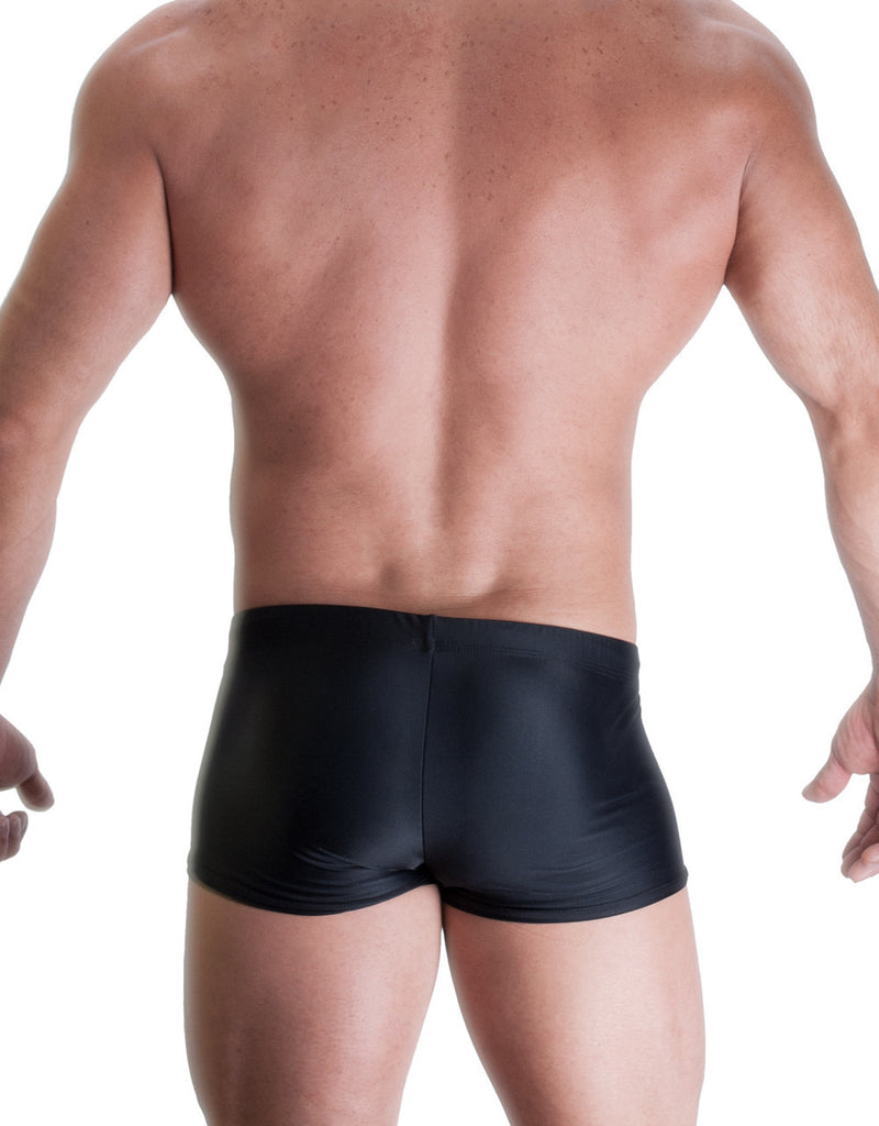 COCK SQUARE CUT SWIM BLACK