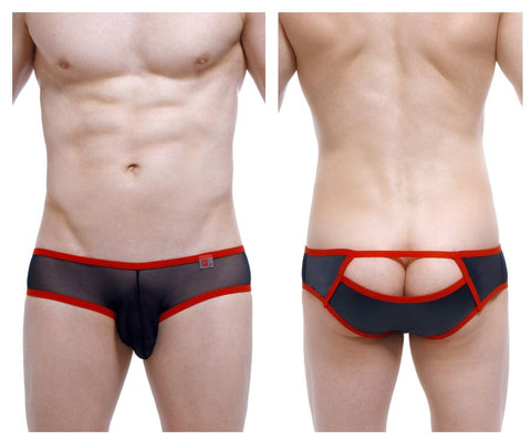 PetitQ PQ180115 Jockstrap Pizay Color Black