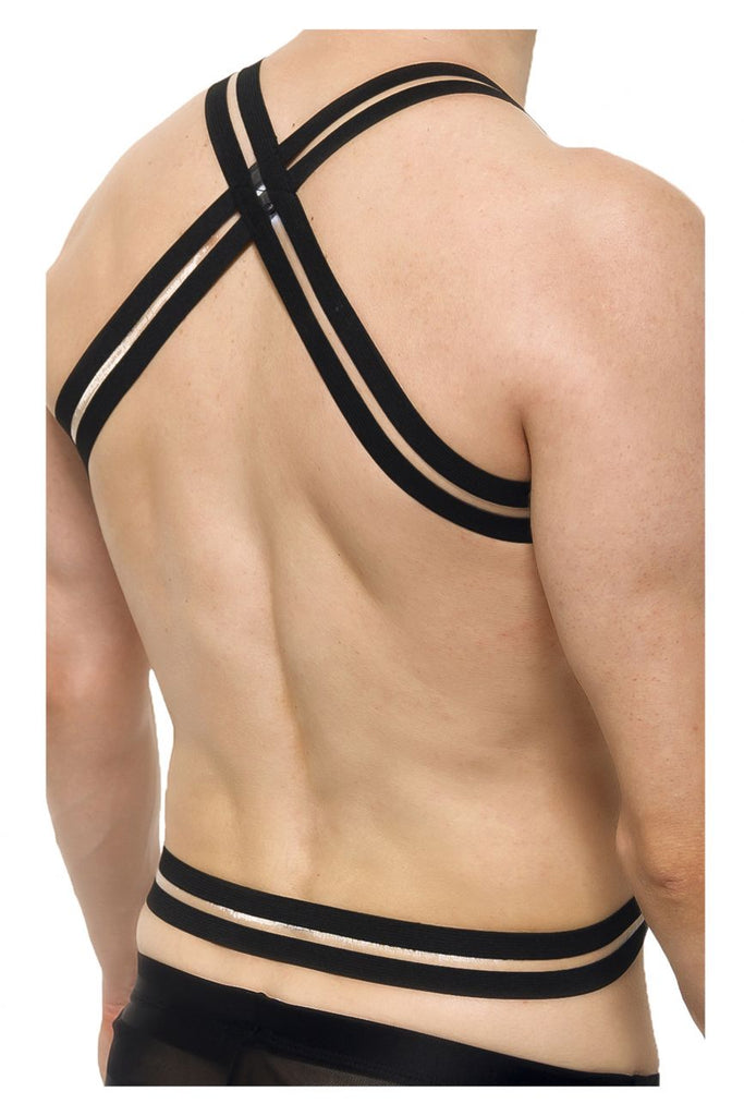 PetitQ PQ180802 Mery Harness Color Black
