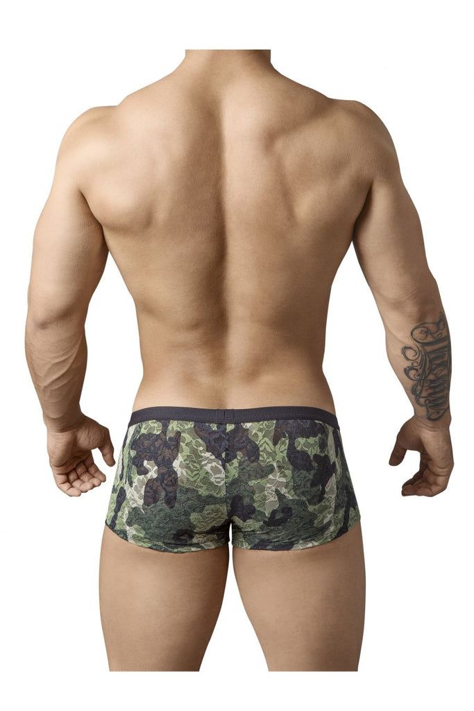 Pikante PIK 8437 Lolo Latin Boxer Briefs Color Green
