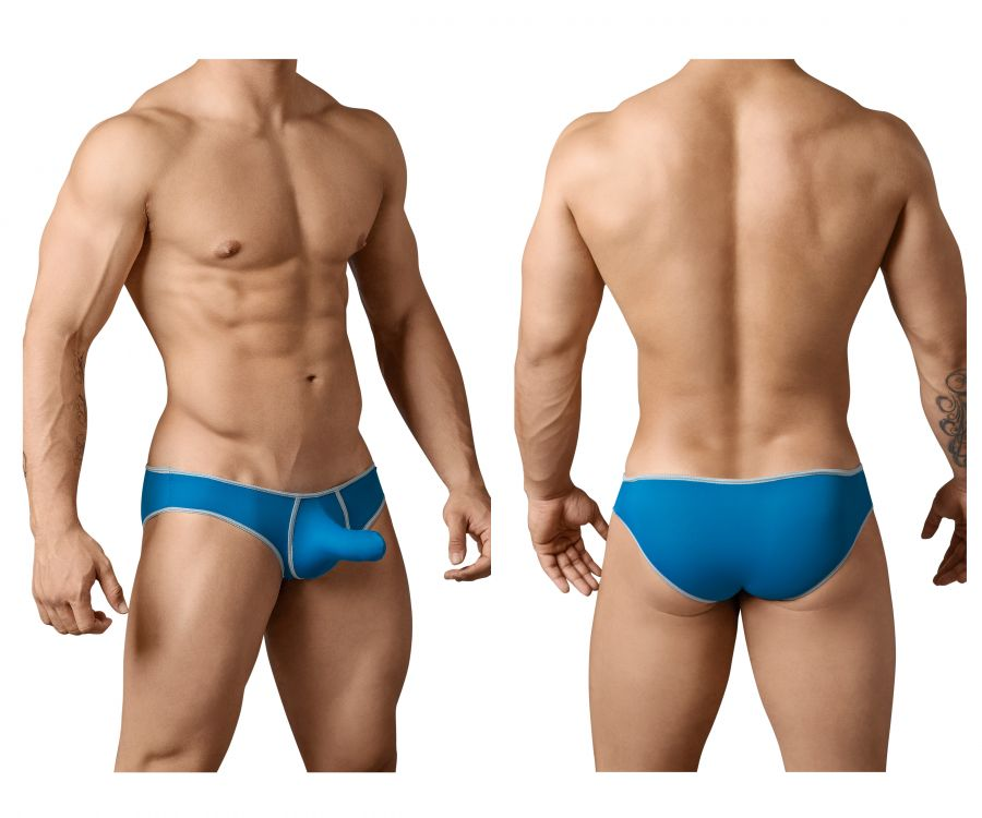 Pikante PIK 8699 Underground Briefs Color Blue